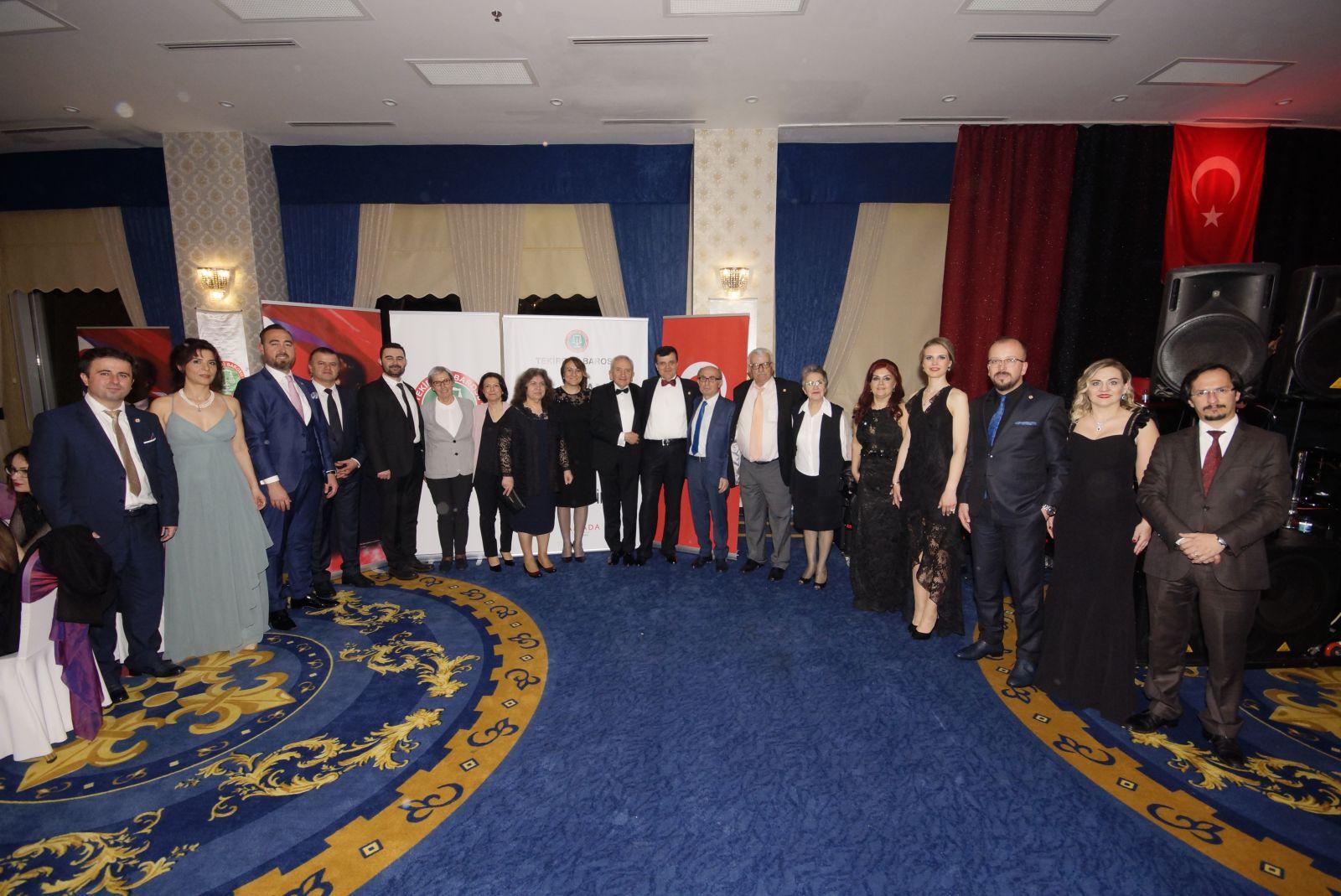 Attorneys at a Night at the Ramada Tekirdağ Hotel